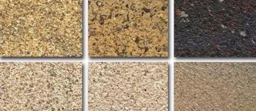 外墙真石漆、水包水涂料、水包砂涂料如何区分?